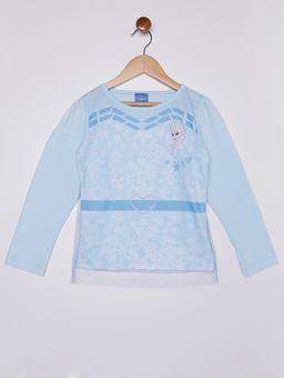 Blusa-com-Capa-Frozen-Infantil-para-Menina---Azul