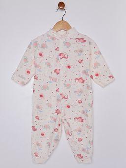 Pijama-Soft-Infantil-Para-Bebe-Menina---Bege-1