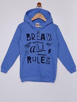 Conjunto-Moletom-Infantil-para-Menino---Azul-marinho