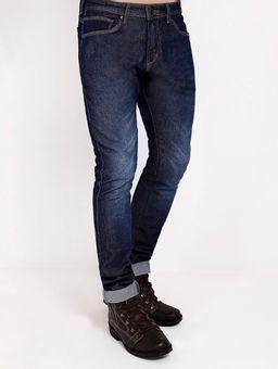Calca-Jeans-Skinny-Vilejack-Masculina-Azul-38