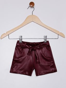 Short-Cirre-Infantil-Para-Menina---Bordo-6