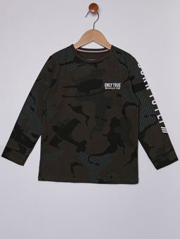 Camiseta-Camuflada-Manga-Longa-Infantil-Para-Menino---Verde-6