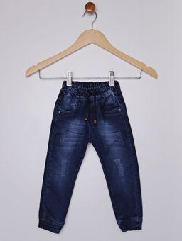 Calca-Jeans-Jogger-Infantil-Para-Menino---Azul-1