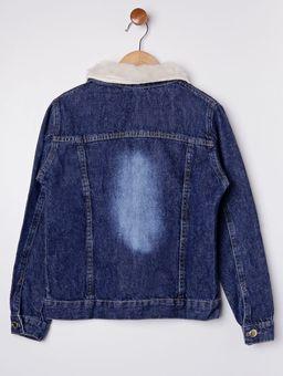 Jaqueta-Jeans-Destroyed-Juvenil-Para-Menina---Azul-16