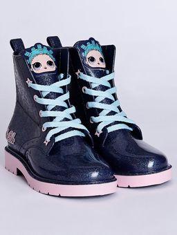 Bota-Lol-Surprise-Pop-Star-Infantil-Para-Menina---Azul-Marinho-rosa-25