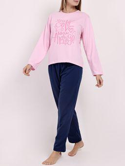 Pijama-Moletom-Feminino-Rosa-azul