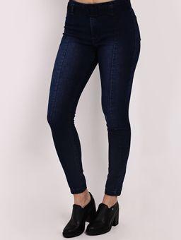 Calca-Jeans-com-Cinto-Feminina-Azul