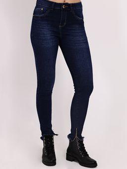 Calca-Jeans-Barra-Desfiada-Pisom-Feminina-Azul