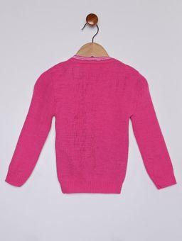 Blusao-em-Tricot-Unicornios-Infantil-para-Menina---Rosa-Pink