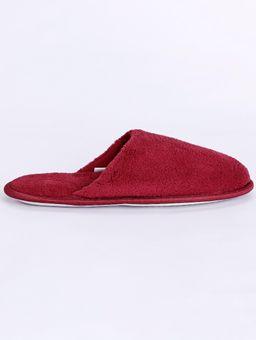 Pantufa-Feminina-Vermelho-38-39
