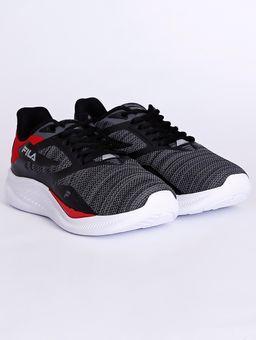Tenis-Esportivo-Fila-Discovery-Masculino-Cinza-vermelho-38