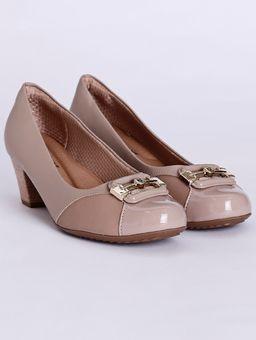 Sapato-de-Salto-Bico-Redondo-Piccadilly-Feminino-Bege