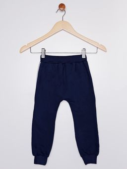 Calca-Moletom-Infantil-Para-Menino---Azul-cinza-1