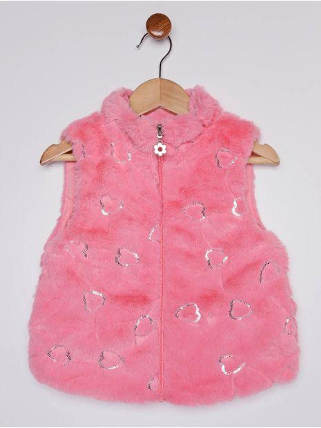 Colete-Pelo-Infantil-para-Menina---Rosa-Pink
