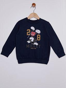 Conjunto-Disney-Infantil-Para-Menino---Azul-Marinho-bege-1