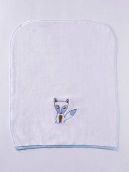 Kit-de-Babetes-Malha-Infantil-para-Bebe---Azul
