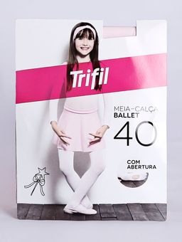 Meia-Calca-Ballet-Trifil-Juvenil-para-Menina---Rosa