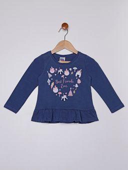 Conjunto-com-Colete-Infantil-Para-Menina---Azul-rosa-1