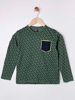 Camiseta-Manga-Longa-Infantil-Para-Menino---Verde-6