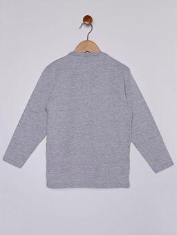 Camiseta-Lobo-Manga-Longa-Infantil-para-Menino---Cinza