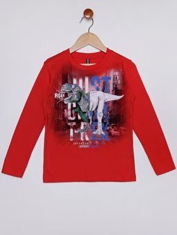 Camiseta-Manga-Longa-Cativa-Infantil-Para-Menino---Vermelho-6