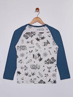 Camiseta-Manga-Longa-Vels-Juvenil-Para-Menino---Verde-16