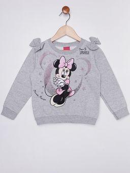 Conjunto-Disney-Infantil-Para-Menina---Cinza-preto-1