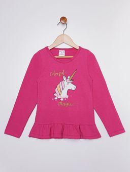 Blusa-Manga-Longa-Infantil-Para-Menina---Rosa-Pink-6