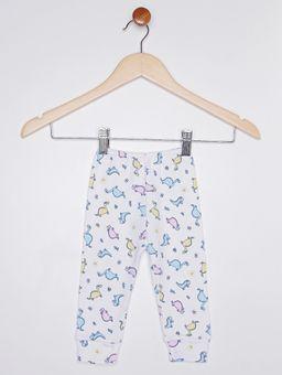 Pijama-Infantil-para-Bebe-Menina---Branco-amarelo-azul