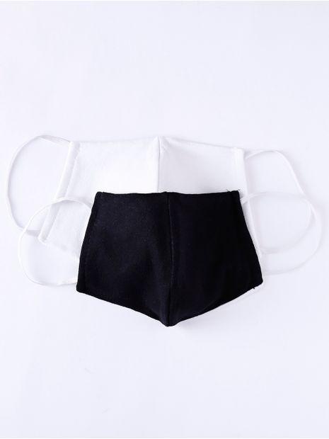 Kit-de-Mascaras-Femininas-Branco-preto-P-M