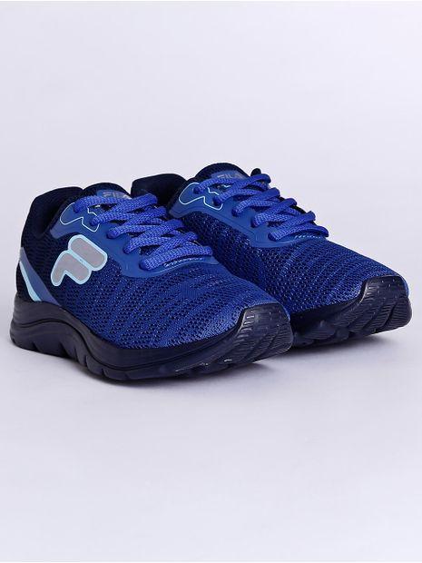 Tenis-Esportivo-Fila-Volt-Infantil-Para-Menino---Azul-Marinho-azul-30