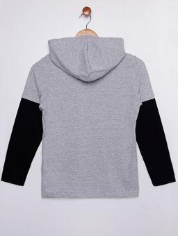 Camiseta-Manga-Longa-Juvenil-Para-Menino---Cinza-16