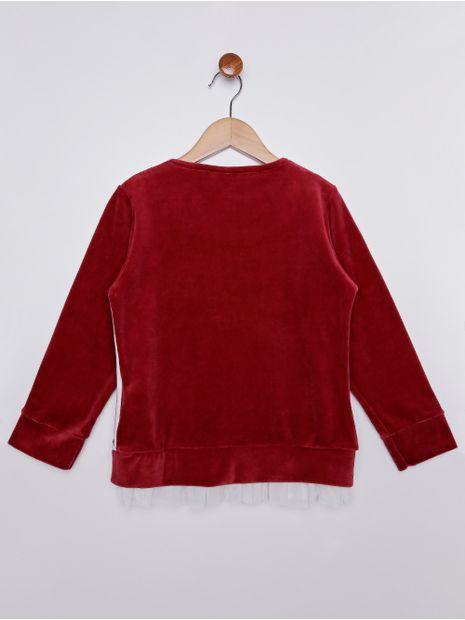 Blusa-Plush-Juvenil-para-Menina---Vermelho