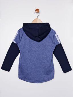 Camiseta-Manga-Longa-com-Capuz-Infantil-Para-Menino---Azul-6