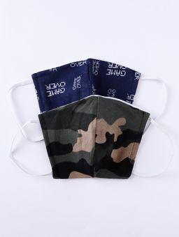 Kit-de-Mascaras-Infantil-Para-Menino---Azul-Marinho-camuflado-2-8