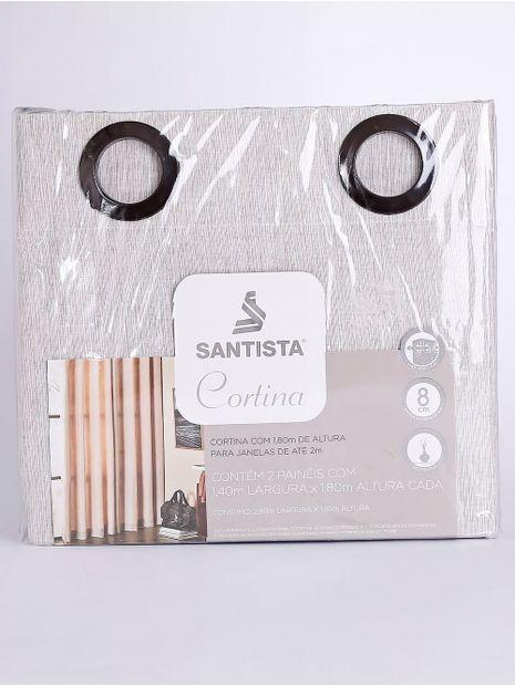 Cortina-Santista-Cinza