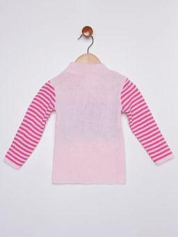 Blusao-Tricot-Infantil-Para-Bebe-Menina---Rosa-Claro