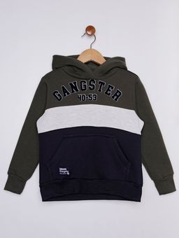 Moletom-Fechado-Gangster-Infantil-Para-Menino---Azul-Marinho-verde-6