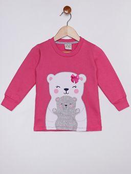 Conjunto-Infantil-Para-Bebe-Menina---Preto-pink-P