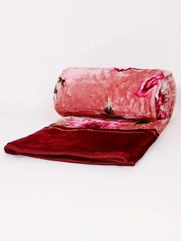 Cobertor-Casal-Corttex-Rosa