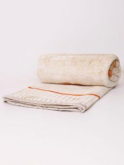 Cobertor-King-Size-Corttex-Bege