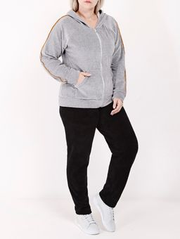 Jaqueta-Plush-Plus-Size-Feminina-Cinza