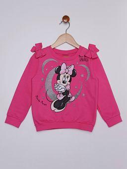 Conjunto-Disney-Infantil-Para-Menina---Rosa-preto-1