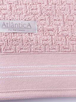 Toalha-de-Rosto-Atlantica-Rosa