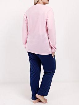 Pijama-Longo-Plus-Size-Feminino-Rosa-marinho-G2