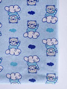 Jogo-de-Lencol-Infantil-Para-Bebe---Azul