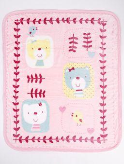 Cobertor-Corttex-Infantil-para-Bebe---Rosa-azul
