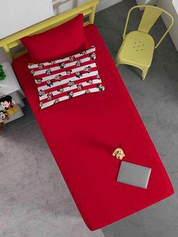 118252-jogo-lencol-disney-casa-vermelho