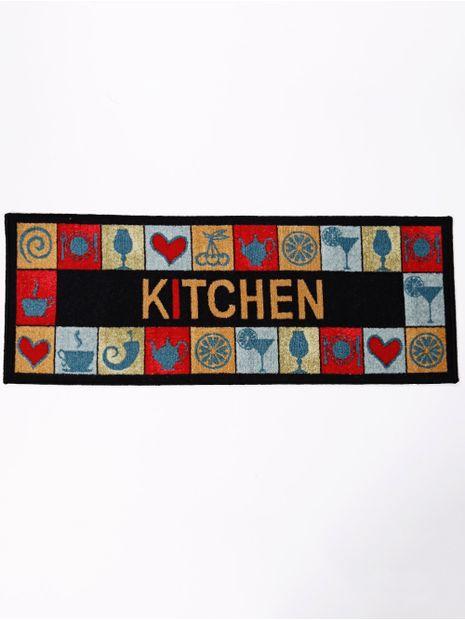 Jogo-de-Tapete-Cozinha-Corttex-Preto-vermelho
