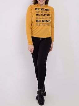 Blusa-Moletinho-com-Capuz-Feminino-Amarelo-P